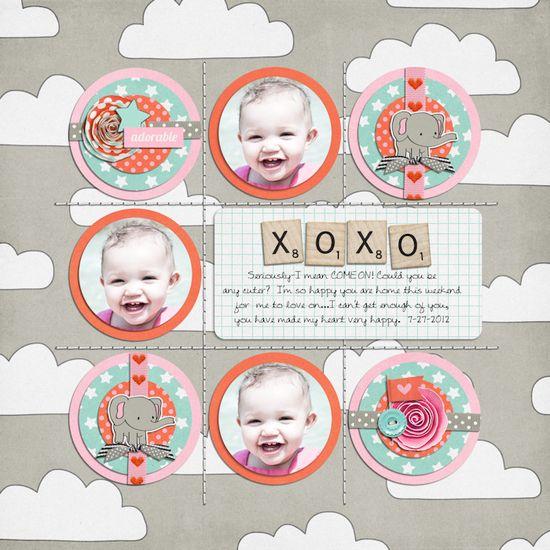xoxo - Scrapbook.com