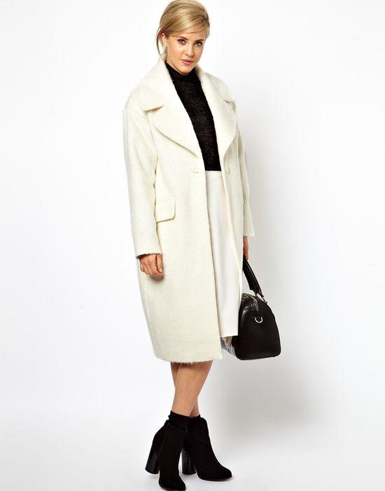 ASOS Vintage Style Cocoon Coat