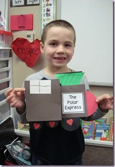 Polar Express - i've been planning polar express day since the first day of school :)