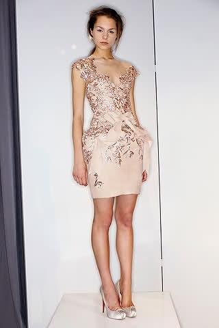 Marchesa Fall 2009 dress
