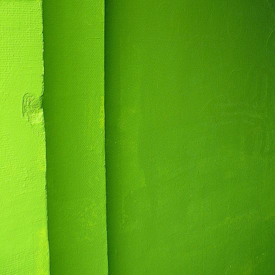 A taste of green