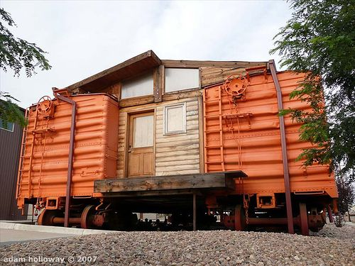 My favorite of shipping container homes