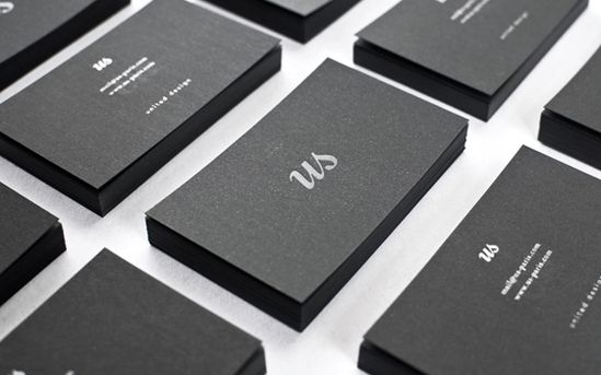 US business cards