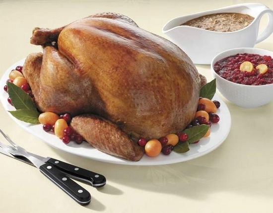 Easy Turkey Recipe - Trisha Yearwood's No Baste No Bother Turkey Recipe