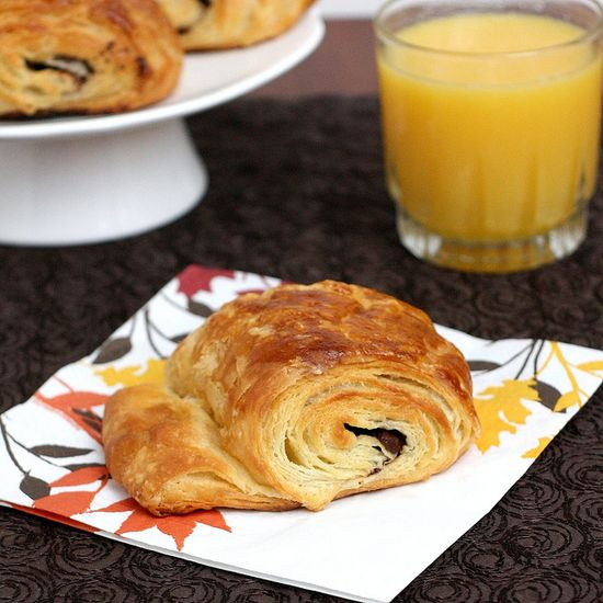 Step-by-Step Chocolate Croissants by Tracey's Culinary Adventures, via Flickr
