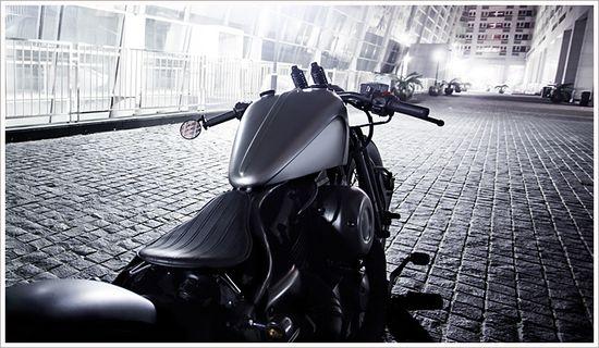 Yamaha XVS400 'Atlas' -Bandit9 - Pipeburn - Purveyors of Classic Motorcycles, Cafe Racers & Custom motorbikes