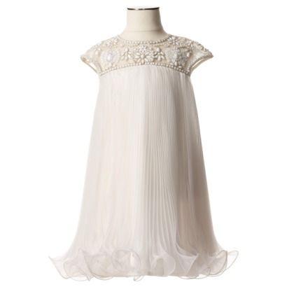 Marchesa Girl's Beaded Dress at target!
