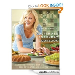 "After five years atop the Skinny Bitch phenomenon, author Kim Barnouin has grown as a cook, a nutritionist, and a mom. Now she delivers the ""Ultimate"" cookbook that will be for everyone looking for a healthier way to feed themselves, their families, and friends. Kim's emphasis is on ""easy,"" and her kick-ass recipes feature seasonal produce (no fake meat or hard-to-find ingredients) and provide a versatility of tastes and cuisines, from Mediterranean to California-fresh."