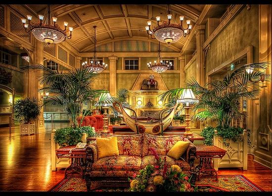 Disney Resorts -- Disney's Boardwalk Resort