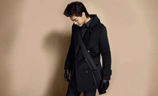 Kim Hyun-joong - one of the cutest Korean Pop/Drama stars (first seen in Boys over Flowers)