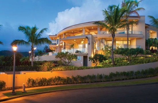 #Luxury #home in #Hawaii with cinema inspired by Star Wars
