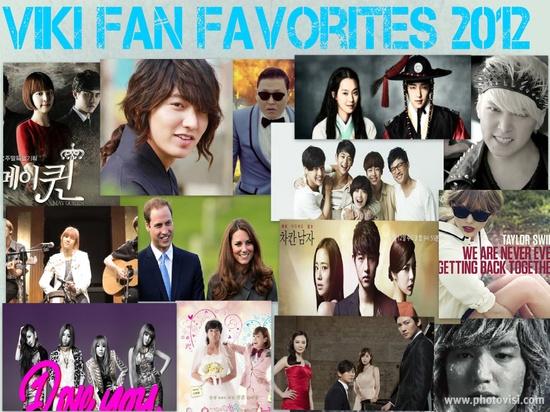 Viki Fan Favorite Vote