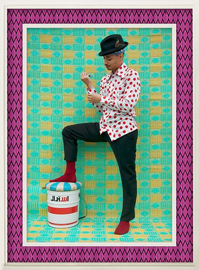 African Prints in Fashion: Hassan Hajjaj's Rockstars