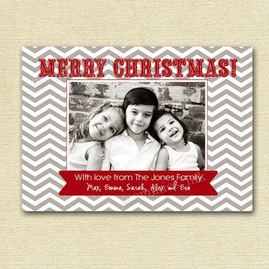 Next year's Christmas card? #chevron #Card #christmas