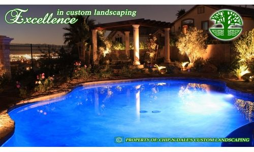 Chip-N-Dale's Custom Landscaping Profile