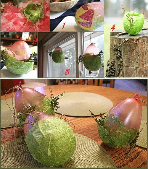 How to Make Fairy Bowls for the Fairy Party