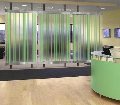 interior office wall idea