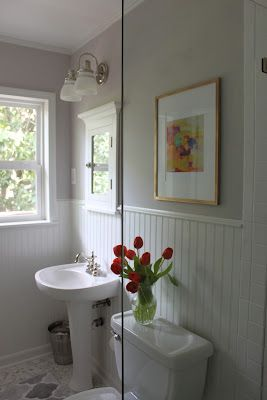 Before and After Master Bathroom Makeover