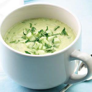 Spring/Summer Soups