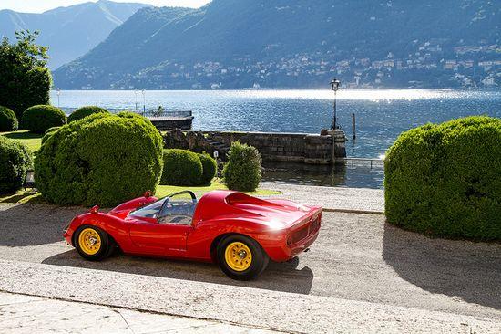 Ferrari Dino 166P/206P (1965)