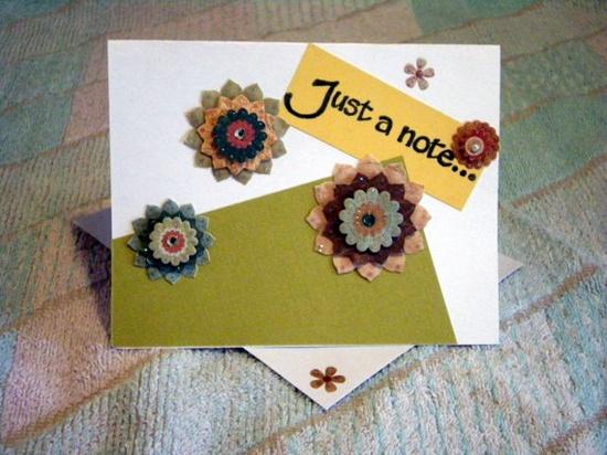 Handmade cards =0)