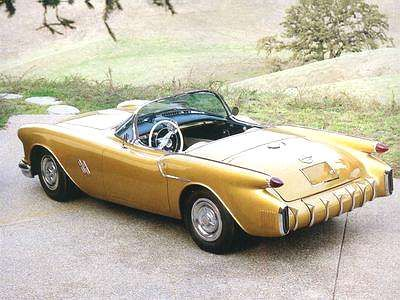 1954 Oldsmobile F-88 Concept Car