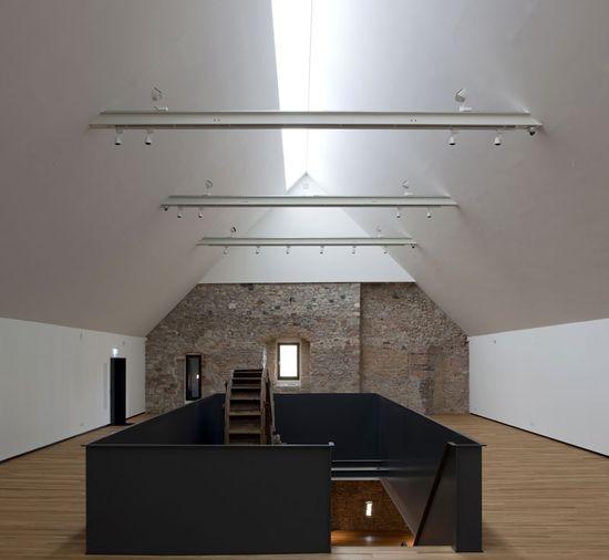 Museum Rüsselsheim by Heinrich Böll Architekt
