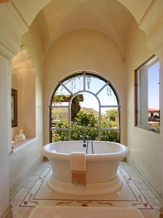 Mediterranean Bathroom Design, Pictures, Remodel, Decor and Ideas - page 6