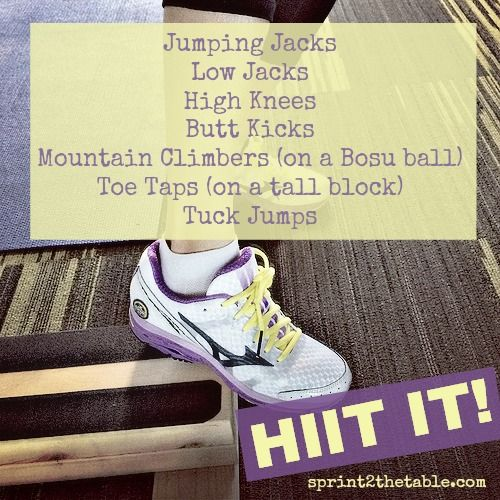 Between set HIIT ideas #workout #fitfluential