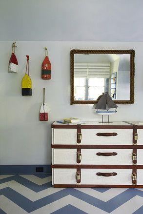 Nautical Home Design: Décor Takes to the Seas - WSJ.com.