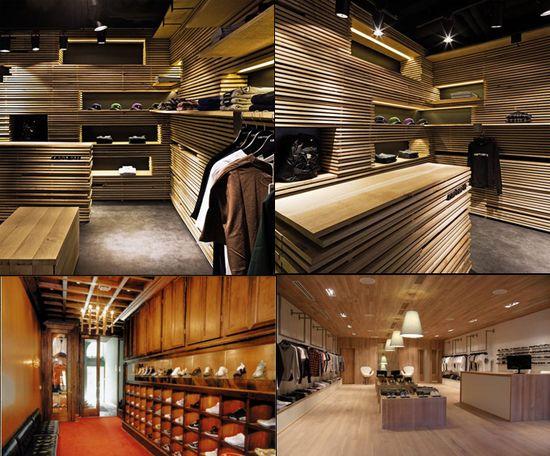 #wood #retail