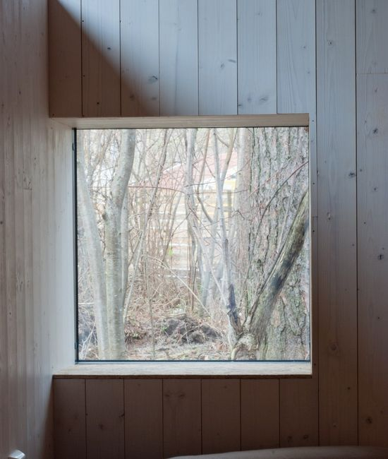 The house in the thicket / Kasper Bonna Lundgaard M.Arch