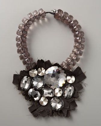 Donna Karan Bib Necklace - Neiman Marcus