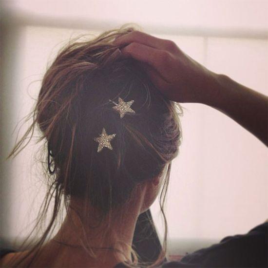 Stunning hair accessories