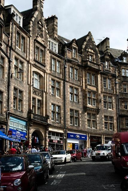 CockburnStreet, Edinburgh, Scotland