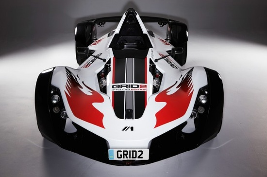 Grid 2: Mono Edition Costs $190,000, Comes with BAC Mono Supercar - WOT on Motor Trend