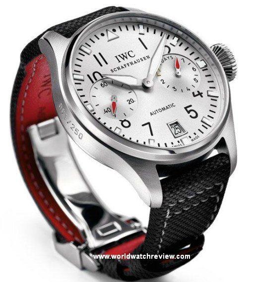 IWC Big Pilot Watch DFB Limited Edition