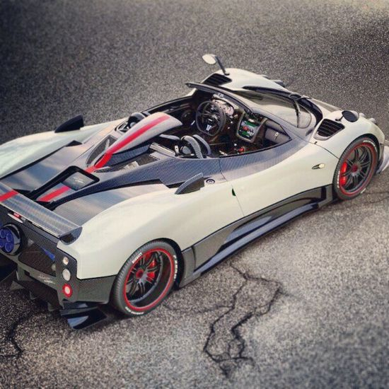 Pagani Zonda...my one and only dream car