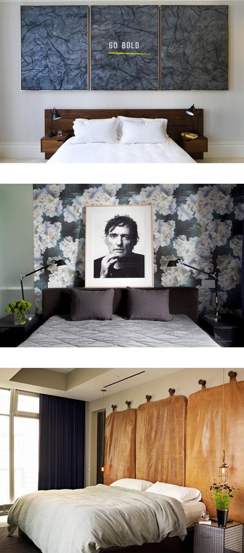 Bedroom Decor Statements