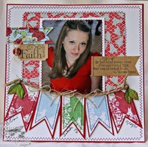 SCRAPBOOK IDEAS