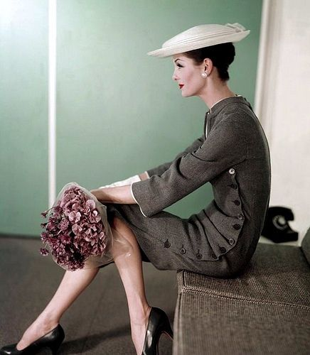 Vogue, February 1956