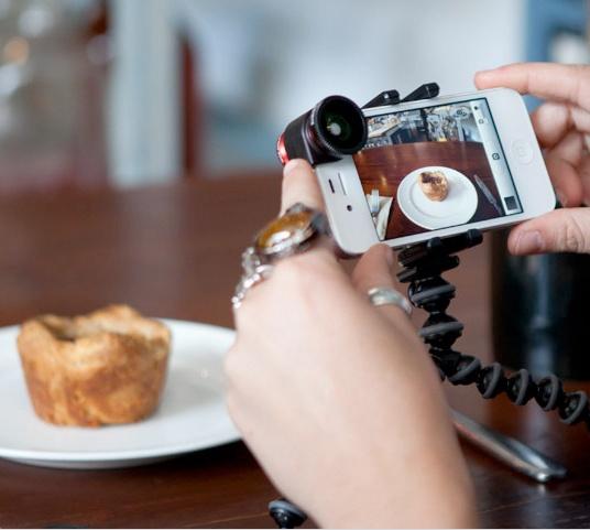 Smart Phone Tripod