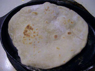 """""""Healthier"""" flour tortillas (4 WW pts each)"""