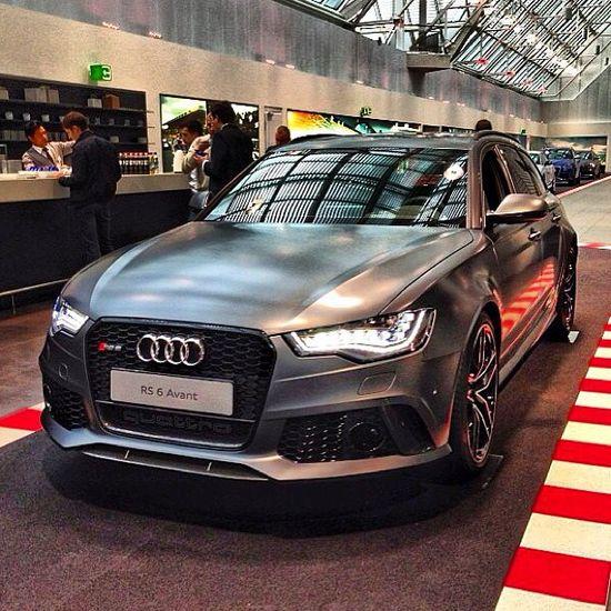 Love Audi- Audi RS6 Avant!