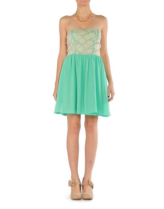 Crochet Dress, $26