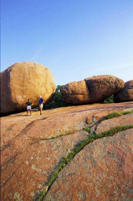 Elephant Rocks, Missouri - 25 Ultimate fall drives