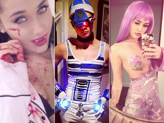 Halloween 2013: See 23 Celebrities In Costumes!