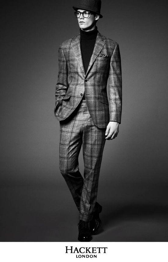 Hackett - F/W 2013/2014. Fresh men's fashion daily... follow pinterest.com/...