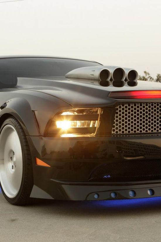 Ford Mustang (Knight Rider)