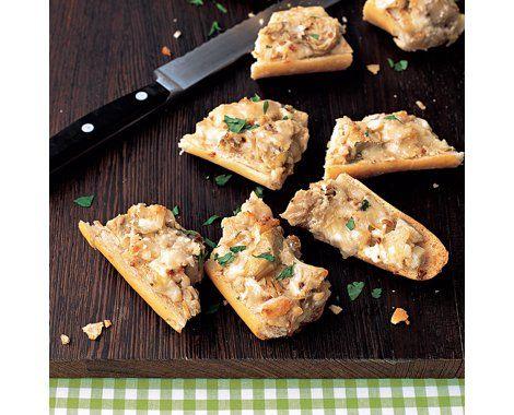 Artichoke Cheesebread Recipe